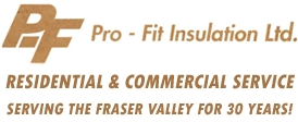 Pro-Fit Insulation